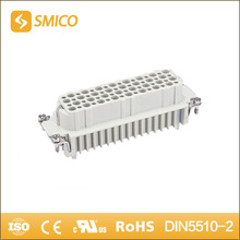 SMICO Products Manufacturer 64 Pin Female Electric Heavy Duty Connector