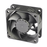 Alseye manufacturer CB1909 6025-2 10mm cpu amd cooler fan