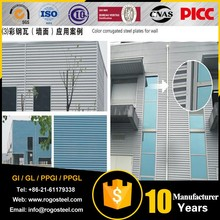 Good price Interior Decoration Galvanized &amp Galvalume Roofing Sheet With Long-term Service