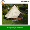 [ Fashionart ]cotton canvas wedding tent family tent teepee bell tent