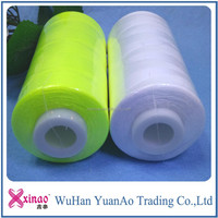 Alibaba China Wholesale Cheap 100% Polyester Yarn With Any Color For Socking