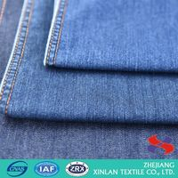 Modern style simple design cotton stretch twill fabric manufacturer sale
