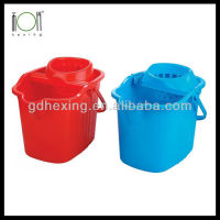 Plastic Squeeze Mop Strainer Buckets Price Wholesale