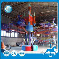 Hot fairground game amusement park ride self control Helicopter/Airplane toys for children