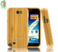 for samsung note 2 case /for galaxy note 2 case Carbonized Bamboo
