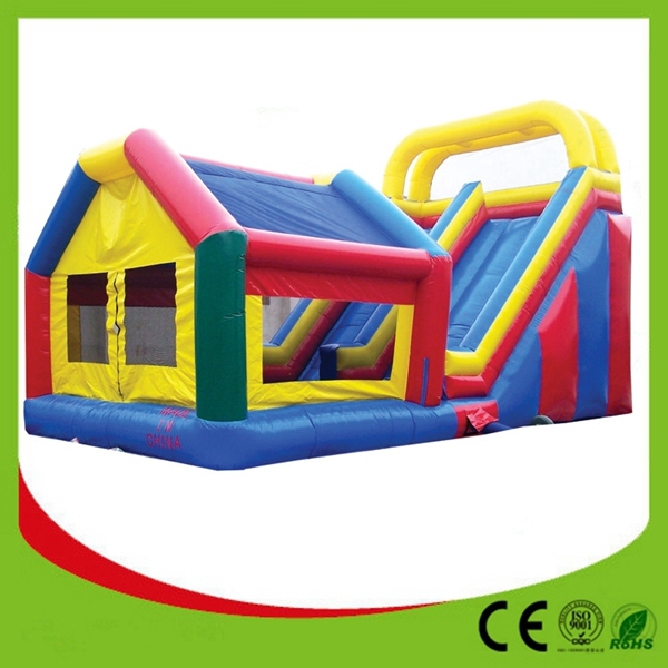 Factory Price Customized Design Jumping Inflatable House