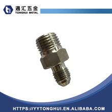 high quality hex nipple stainless steel pipe nipple adapters