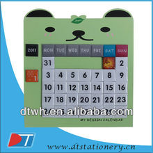 advent calendar/desk calendar designs/cheap calendars