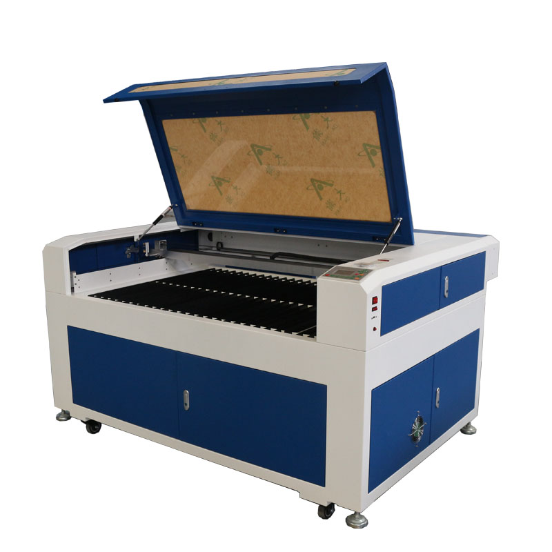 LM-1290 hot sale cnc non-metal laser cutting &engraver/manufacturer price laser cutter with 80/100/150/180w