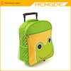 Hot sales cartoon kids trolley school bag