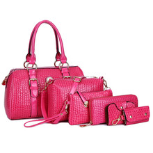 new trendy designer women genuine leather bag from india