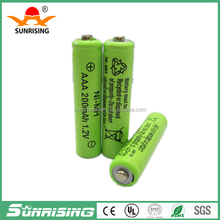 450MAH AAA Batteries Low self-discharge AAA Rechargeable Batteries ni-mh battery