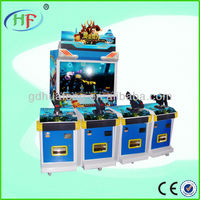 Bounty hunter shooting game machine/3D shooting machine