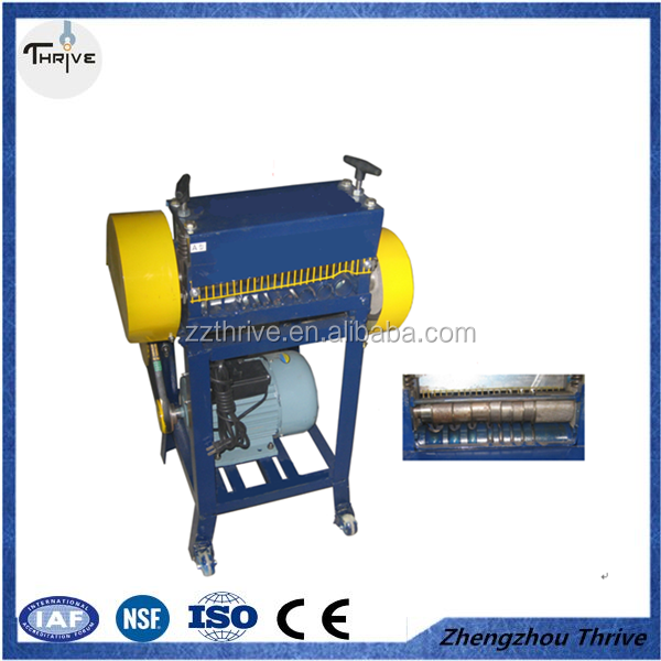 Hot sell scrape wire stripper/waste wire stripping machine/wire cable stripper