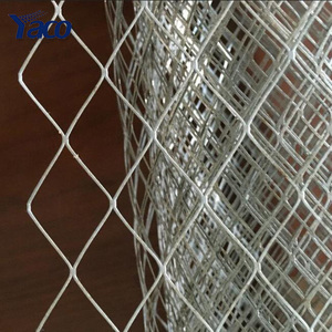 hot dip galvanized or powder coated small hole stretch expanded metal mesh price