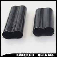 good quality 3k real carbon fiber car parts