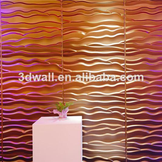 Plaques de pl tre 3d d coration murale papiers peints - Decoration murale en platre ...