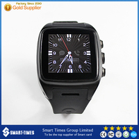 [Smart-times] Luxury Camera/ Sim Card Mobile Smart Watch Phone