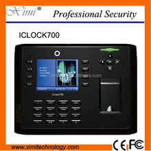 TCP/IP USB communication fingerprint time attendance and access control with camera optional GPRS WIFI 3G door access control