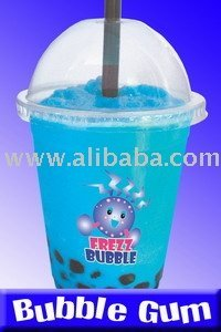 Supllier Bahan Bubble Ice-Frezz Bubble