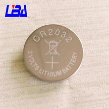 Primary Durable Cr2032 Coin cell Cr2032 3v Lithium Battery