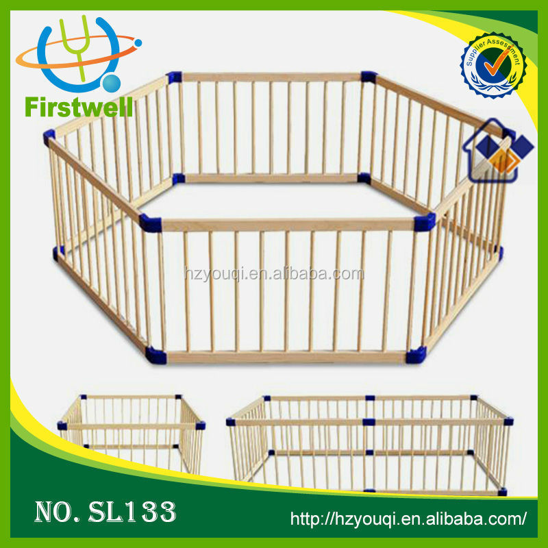 2015 new style folding baby playpen & travel cot