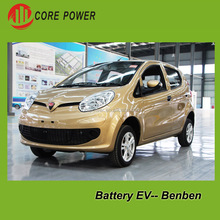 EEC L6E china Electric Car 5 Seaters