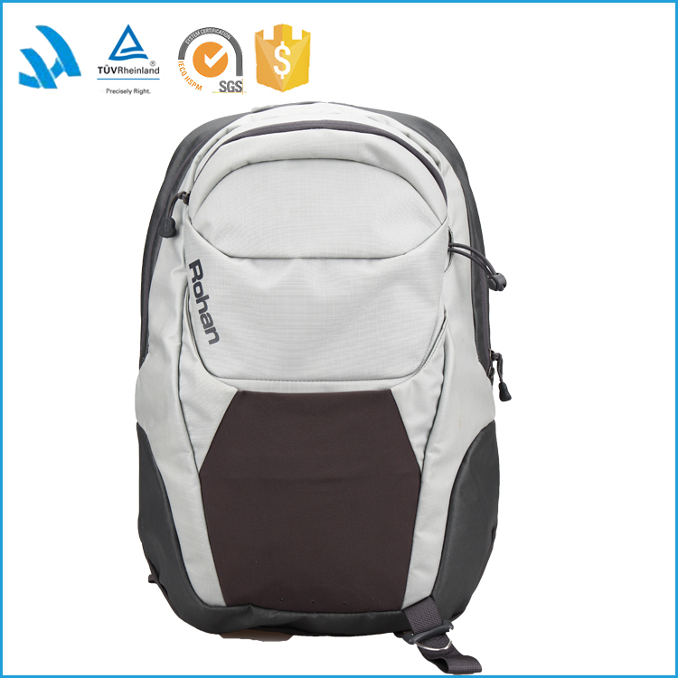 High quality canvas backpack bag/school bags for college students