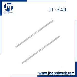 JT-340 ISO18000-6C adhesive passive uhf rfid long distance tag for Library file/book management