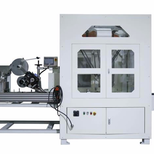 high speed baby wet wipe cover application machine for wet wipe manufacturers