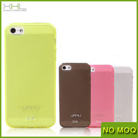 Wholesale china gel jelly tpu cases for iphone 5 5s
