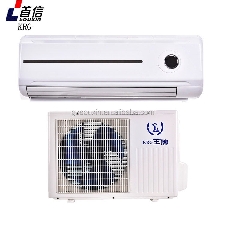 220V split wall mounted air conditioner 50Hz/60Hz