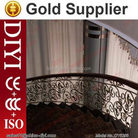 stair lighting controller wrought iron balcony railing plastic handrail