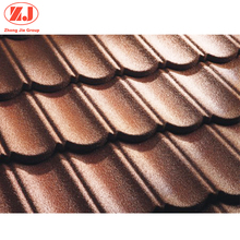 China factory spanish metal stone coated roof tile