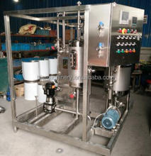 Electric heating plate HTST pasteurizer