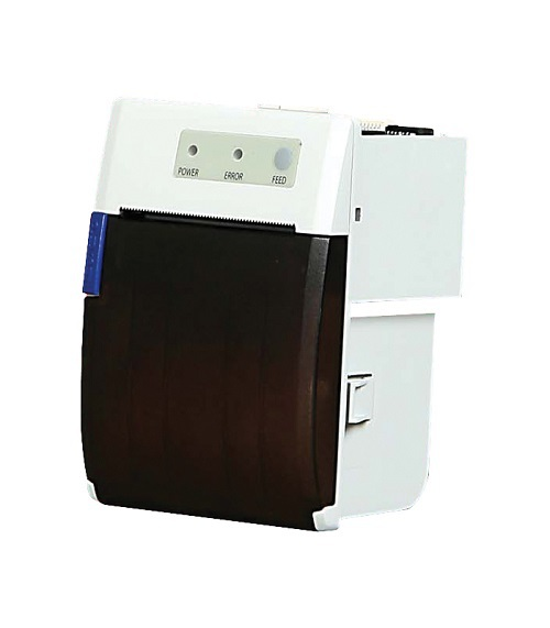8V Desktop 58mm Panel printer(SERIAL +USB TYPE) WITH TEAR BAR TYPE FOR MEDICAL AND ULTRA MOUNT