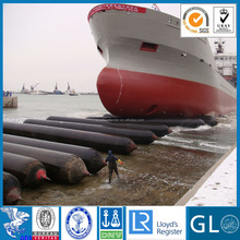 launching/landing/lifting/salvage marine airbag for floating boat lift