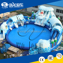 Water Park, Largest Inflatable Water Slide Clearance For Pool