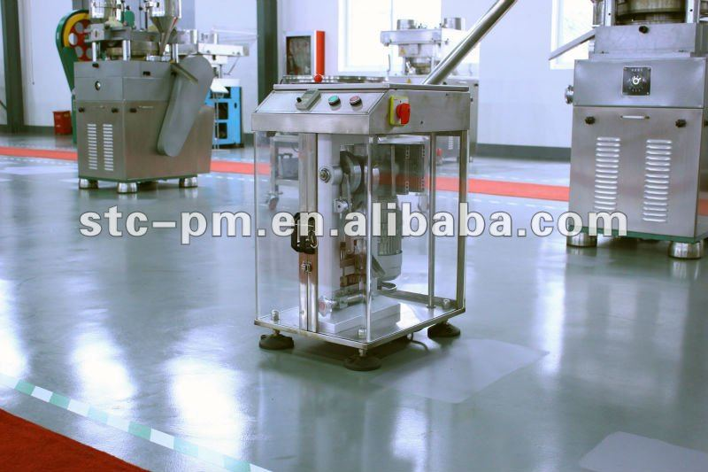DP12 single punch tablet press--hand punch machine manual