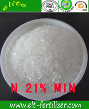 steel grade ammonium sulphate for apple granular and crystall and powder high effective fertilizer
