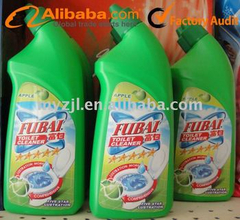FUBAI 600ml Eco Toilet bowl Cleaner