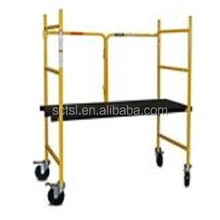 Multi-Purpose Rolling Bakers Style Scaffold for sale