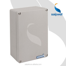 SAIPWELL/SAIP New IP66 240*160*100mm SP-AG-FA64 DIE CAST ALUMINUM WATEPROOF BOX MATTE SURFACE