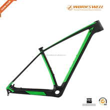 chinese carbon full suspension mtb bike frame bicycle frame 29er