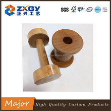 Large Empty Wooden Thread Spool Cable Wooden Spool for Sale
