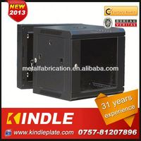 KINDLE 6u~47u International Standard Home Network Switch Cabinet Manufacturer with Full Accessories