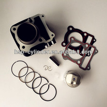 Manufacture hot selling GN125 bore size 57.4mm motorcycle cylinder engine parts for motorcycle