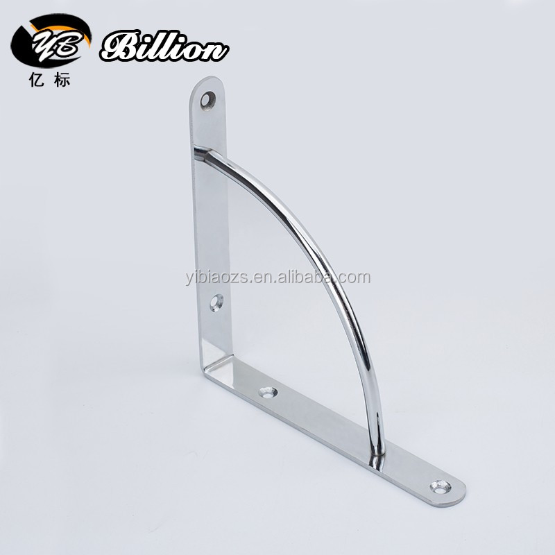 High quality heavy duty L bracket shelf bracket wall brackets