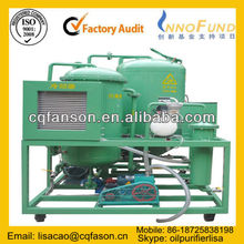 Automatic Lubricants Turbine Oil Purifier for Filtering, Gas /Water Turbine Lubricating Oil