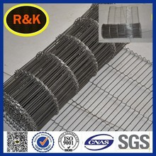 stainless steel wire mesh chain conveyor belt